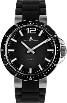 fashion наручные  женские часы Jacques Lemans 1-1707A. Коллекция Sport
