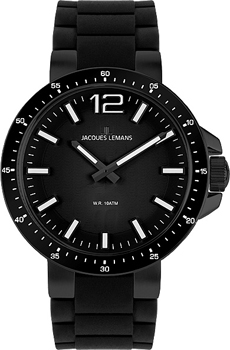 fashion наручные  женские часы Jacques Lemans 1-1707O. Коллекция Sport