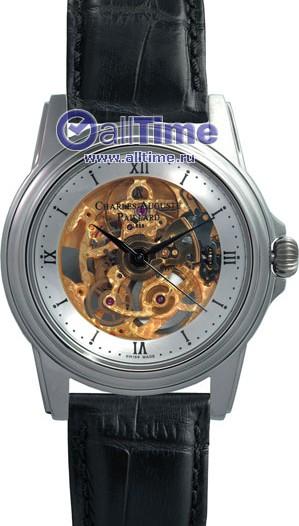 Мужские наручные швейцарские часы в коллекции Classic Skeleton Charles-Auguste Paillard