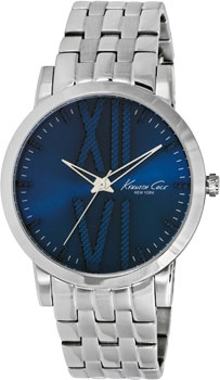 fashion наручные  мужские часы Kenneth Cole 10014812. Коллекция Classic