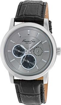 fashion наручные  мужские часы Kenneth Cole 10019562. Коллекция Dress Sport