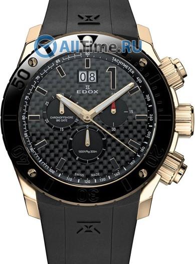 Мужские наручные швейцарские часы в коллекции Class 1 Edox