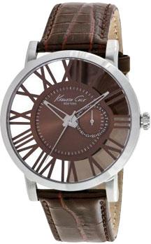fashion наручные  мужские часы Kenneth Cole 10020811. Коллекция Transparency