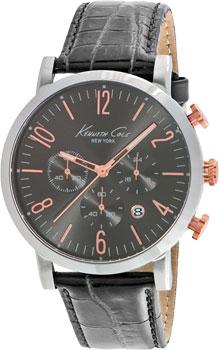 fashion наручные  мужские часы Kenneth Cole 10020825. Коллекция Dress Sport