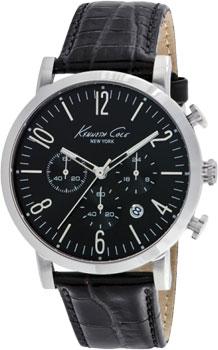 fashion наручные  мужские часы Kenneth Cole 10020826. Коллекция Dress Sport
