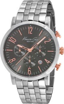 fashion наручные  мужские часы Kenneth Cole 10020828. Коллекция Dress Sport