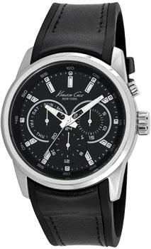 fashion наручные  мужские часы Kenneth Cole 10022534. Коллекция Technology