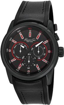 fashion наручные  мужские часы Kenneth Cole 10022536. Коллекция Technology