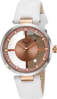 fashion наручные  женские часы Kenneth Cole 10022538. Коллекция Transparency