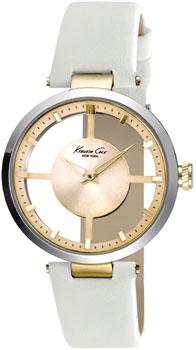 fashion наручные  женские часы Kenneth Cole 10022539. Коллекция Transparency