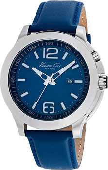 fashion наручные  мужские часы Kenneth Cole 10022556. Коллекция Technology