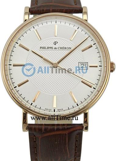 Мужские наручные золотые часы в коллекции Crusader Philippe de Cheron
