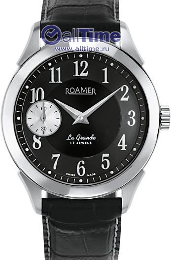 Мужские наручные швейцарские часы в коллекции Competence Roamer