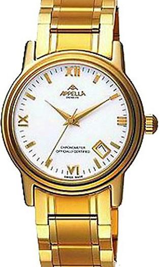 Мужские наручные швейцарские часы в коллекции Mechanical Appella