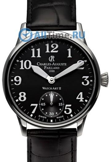 Мужские наручные швейцарские часы в коллекции Watch Art Charles-Auguste Paillard