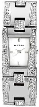 fashion наручные  женские часы Anne Klein 1033MPSV. Коллекция Crystal