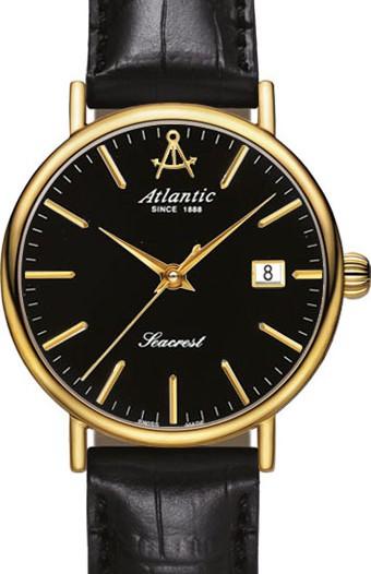 Женские наручные швейцарские часы в коллекции Seacrest Atlantic