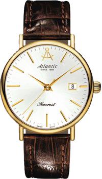 Швейцарские наручные  женские часы Atlantic 10351.45.21. Коллекция Seacrest