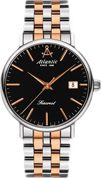 Швейцарские наручные  женские часы Atlantic 10356.43.61R. Коллекция Seacrest