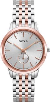 Швейцарские наручные  женские часы Doxa 105.65.021.60. Коллекция Classic