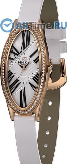 Женские наручные золотые часы в коллекции Элегансе Ника