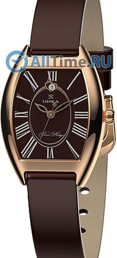 Женские наручные золотые часы в коллекции Миллениум Ника