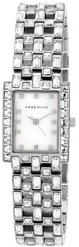 fashion наручные  женские часы Anne Klein 1057MPSV. Коллекция Crystal