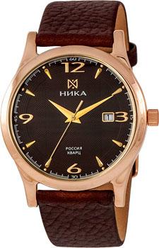 Российские наручные  мужские часы Nika 1060.0.1.64. Коллекция Лотос
