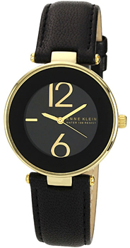 fashion наручные  женские часы Anne Klein 1064BKBK. Коллекция Ring