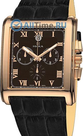 Мужские наручные золотые часы в коллекции Априори Ника
