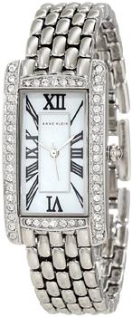 fashion наручные  женские часы Anne Klein 1077MPSV. Коллекция Crystal