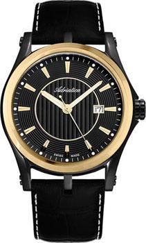 Швейцарские наручные  мужские часы Adriatica 1094.X214Q. Коллекция Gents