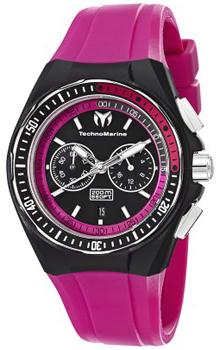 Швейцарские наручные  женские часы Technomarine 110016. Коллекция Cruise