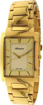 Швейцарские наручные  мужские часы Adriatica 1104.1111Q. Коллекция Gents