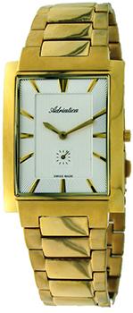 Швейцарские наручные  мужские часы Adriatica 1104.1113Q. Коллекция Gents