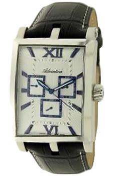 Швейцарские наручные  мужские часы Adriatica 1112.52B3QF. Коллекция Multifunction