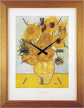 Lowell 11136. Коллекция Часы-картины