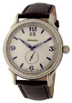 Швейцарские наручные  мужские часы Adriatica 1126.52B3Q. Коллекция Gents