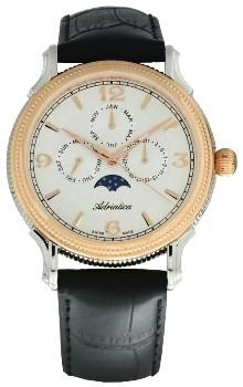 Швейцарские наручные  мужские часы Adriatica 1126.R253QF. Коллекция Multifunction