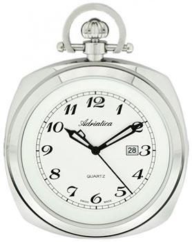 Швейцарские наручные  мужские часы Adriatica 1129.5322Q. Коллекция Pocket Watch