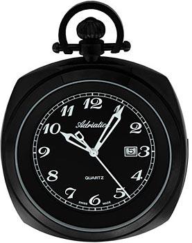 Швейцарские наручные  мужские часы Adriatica 1129.B324Q. Коллекция Pocket Watch