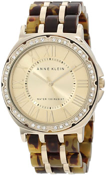 fashion наручные  женские часы Anne Klein 1134CHTO. Коллекция Plastic
