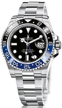 Швейцарские наручные  мужские часы Rolex 116710BLNR