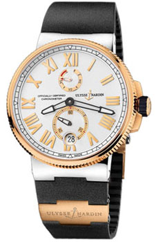 Швейцарские наручные  мужские часы Ulysse Nardin 1185-122-3-41