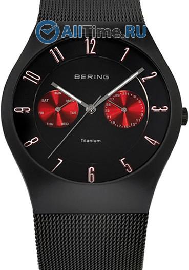 Мужские наручные часы в коллекции Classic Bering