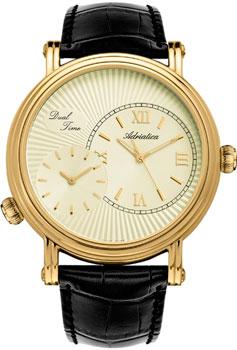 Швейцарские наручные  мужские часы Adriatica 1196.1261Q. Коллекция Gents
