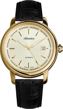 Швейцарские наручные  мужские часы Adriatica 1197.1211A. Коллекция Automatic