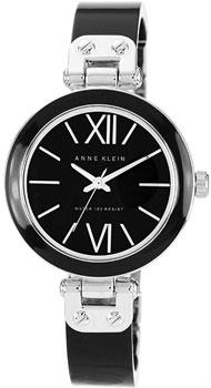 fashion наручные  женские часы Anne Klein 1197BKBK. Коллекция Plastic