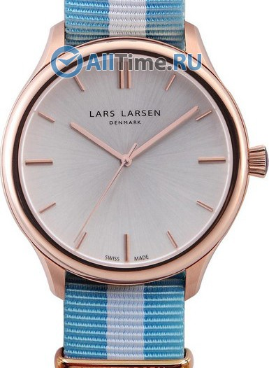 Мужские наручные швейцарские часы в коллекции Philip Lars Larsen