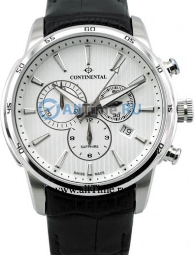 Мужские наручные швейцарские часы в коллекции Signature Continental